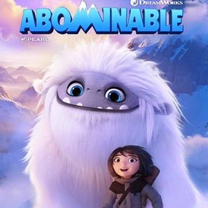CCCU: Sunset Cinema (Drive-In): Abominable - 08/04 - PARKSVILLE image