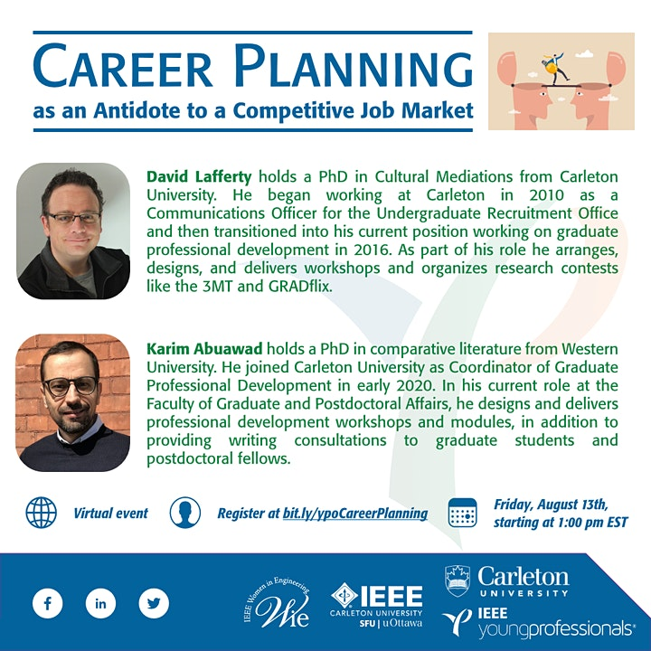 Career Planning as an Antidote to a Competitive Job Market image