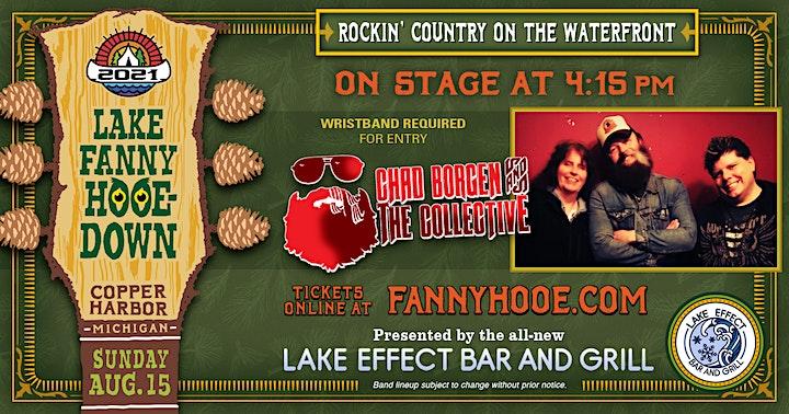 Lake Fanny Hooe-Down image