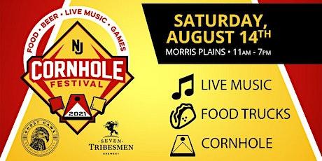 NJ Cornhole Festival tickets