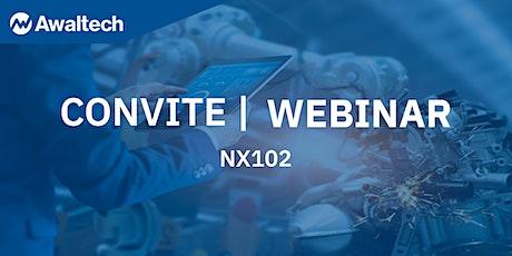 Webinar - NX102 bilhetes
