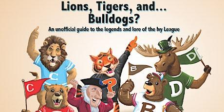 Penn Club of NY presents a book talk with Ivy League author Matt Robinson. tickets