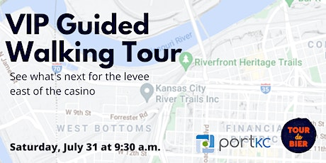 VIP Guided Walking Tour #2 tickets