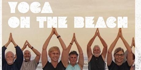 Yoga On The Beach tickets