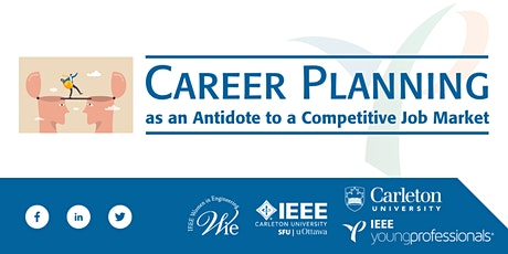 Career Planning as an Antidote to a Competitive Job Market tickets