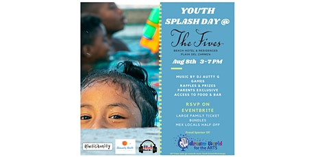 Youth Splash Day @ The Fives  - A KinetiClarity & Nomadiq Noelle Event tickets