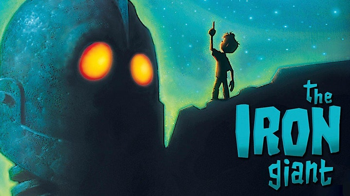 Movies in Clark Park: The Iron Giant image