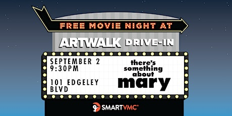 ArtWalk Drive-In : There's Something About Mary tickets