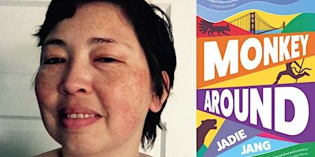 Book Launch: Monkey Around by Jadie Jang tickets