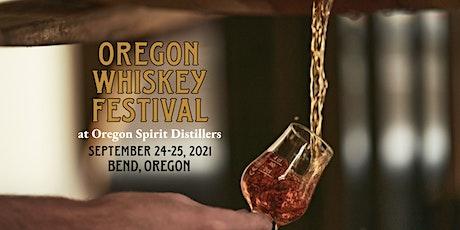 Oregon Whiskey Festival tickets