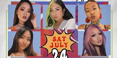 HIP HOP N RNB Night with your favorite female DJ's live @ Chinatown LA tickets