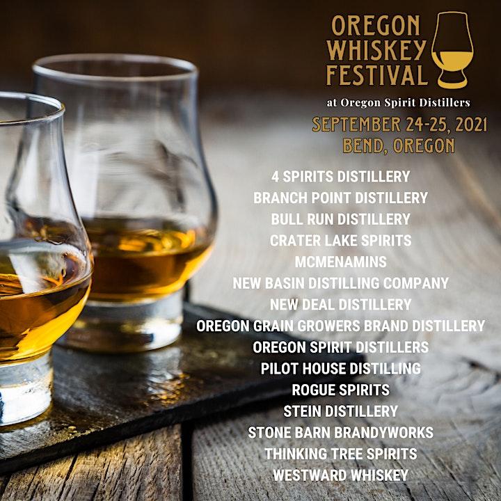Oregon Whiskey Festival image