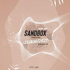 SANDBOX *open air VECHTA Tickets