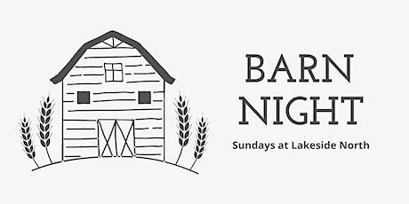 Barn Night tickets