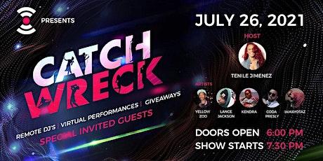 Stagefest Artist Series: Catch Wreck LIVESTREAM tickets