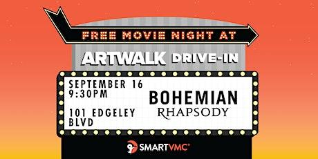ArtWalk Drive-In : Bohemian Rhapsody tickets
