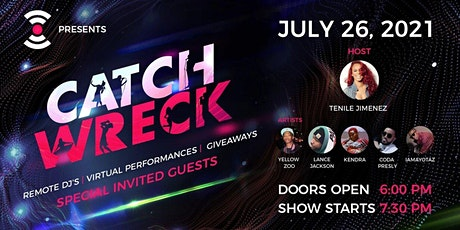 Stagefest Artist Series: Catch Wreck Live on the Rooftop tickets