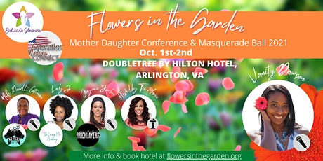 Mother Daughter Conference & Masquerade Ball 2021 tickets