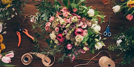 Farm to Table Flower Arrangement Workshop tickets