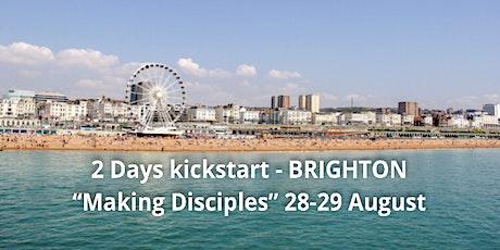 TLR UK Brighton Kickstart tickets