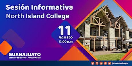 Sesión informativa inicia tu licenciatura en North Island College entradas