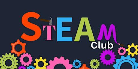 STEAM Club Fall 2021-Spring 2022 tickets