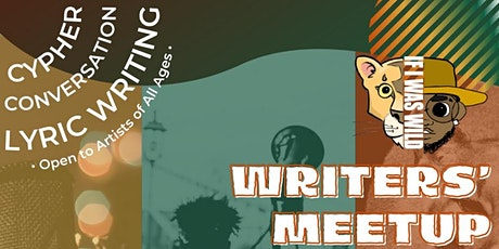 #IFIWASWILD CHALLENGE MEETUP   & CIPHER tickets