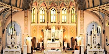 Thánh Lễ Chúa Nhật 19 Thường Niên - Chúa Nhật 08-08-2021 lúc 4pm tickets