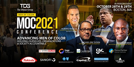 MEN OF COLOR CONFERENCE 2021 tickets