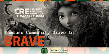 Disney's Brave - CRE Camrose Community Drive-In tickets