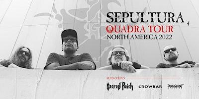 SEPULTURA – N. AMERICAN TOUR