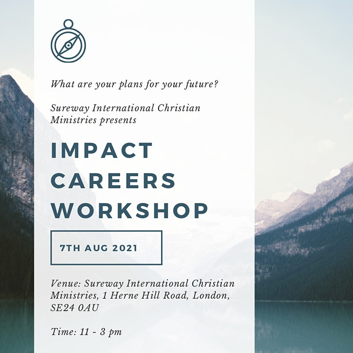 SICM - Impact Careers Workshop image