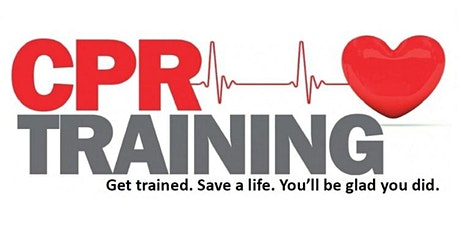 Community CPR Class - Heartsaver tickets