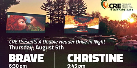 Christine - CRE Camrose Community Drive-In tickets