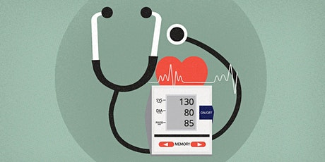 Managing & Preventing Hypertension tickets