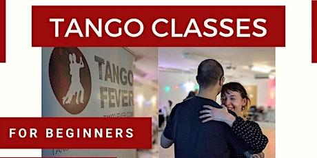Tango Beginner classes in Euston tickets