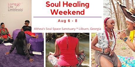 Soul Healing Weekend tickets