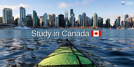 Philippines: Study in Canada – General Info Session: August 7, 3 pm tickets