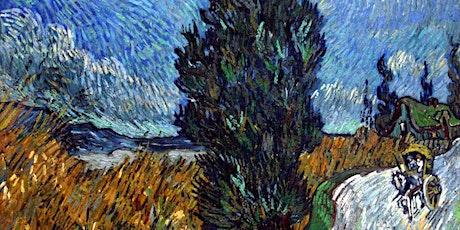 VAN GOGH Starry Night Impasto Paint Class tickets
