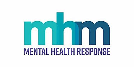 Mental Health Response tickets