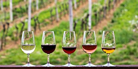Wine Seminar with Master Sommelier Sean Razee tickets