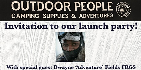 Outdoor People shop  launch party: Making every day an epic adventure! tickets