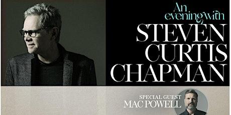 VOLUNTEER - Steven Curtis Chapman / Fort Smith, AR tickets
