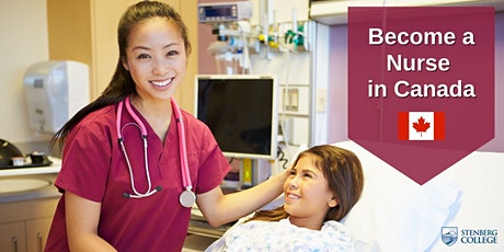 Philippines: Becoming a Nurse in Canada – Free Webinar: August 14, 5 pm tickets