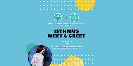 Isthmus App Meet & Greet tickets