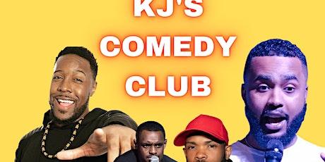 KJ'S COMEDY CLUB tickets