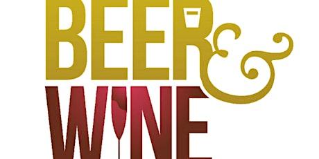 ERGSD Beer & Wine Fundraiser tickets