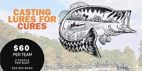 4th Annual Casting Lures For Cures tickets