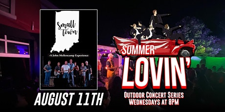 Small Town (Mellencamp Tribute) at 115 Bourbon Street! tickets
