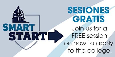 Smart Start. Smarter Finish. Sessions 2021- 2022 tickets